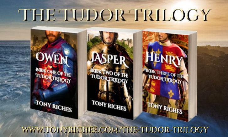 The Tudor Trilogy books